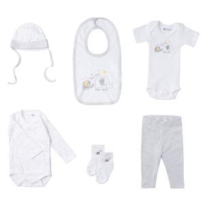 Baby Set 6-teilig für Jungen