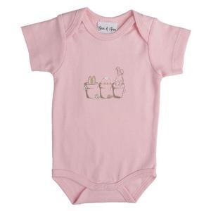Baby Body Häschen für Mädchen