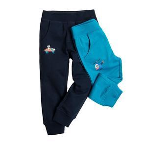 Baby Sweathose 2er Pack für Jungen