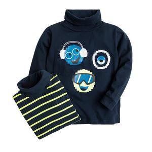 Rollkragen Pullover 2er Pack für Jungen