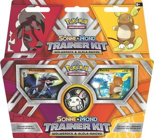 Pokemon Sonne und Mond Trainer Kit 10
