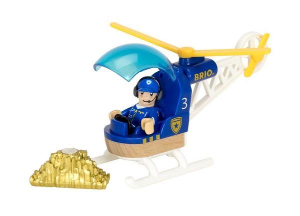 BRIO Polizeihubschrauber