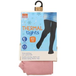 Kinder Thermo-Strumpfhose