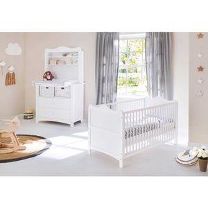 PINOLINO   2-tlg. Babyzimmer Florentina mit Regal