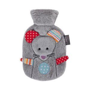 FASHY   Wärmflasche mit Flauschbezug Maus Mimi