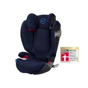 CYBEX  GOLD Solution S-Fix Kindersitz indigo blue