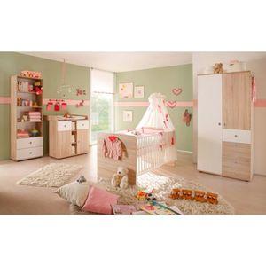 TICAA   4-tlg. Babyzimmer Milu