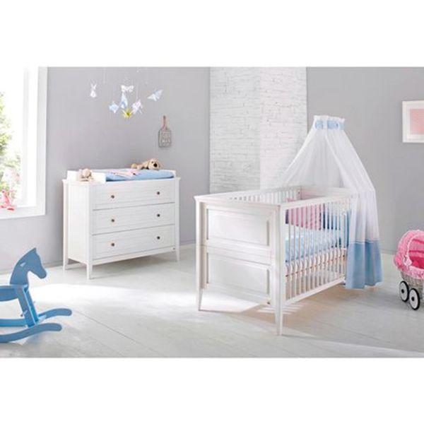 PINOLINO   2-tlg. Babyzimmer Smilla