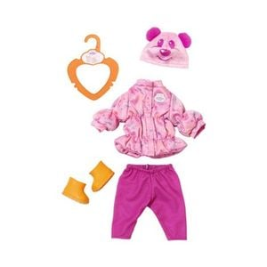 ZAPF  MY LITTLE BABY BORN Puppen Outfit Winter