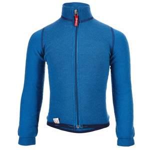 Woolpower Full Zip Jacket 400 Kinder - Wolljacke