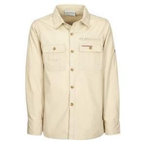 Craghoppers Adventure Trek Langarm Shirt Kinder - Outdoor Hemd