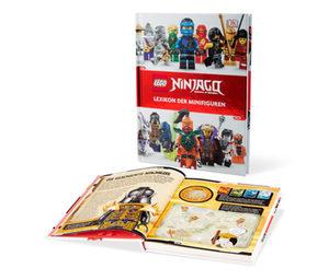 Buch »LEGO® NINJAGO® – Lexikon der Minifiguren«