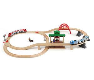 BRIO® – großes Bahn-Reisezug-Set