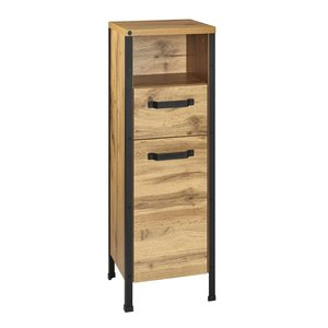 Tom Tailor Unterschrank   Soho Dark Oak