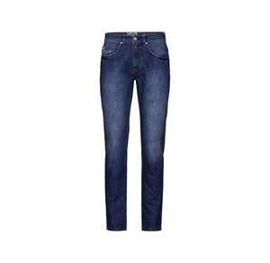 Reward classic Herren-Jeans mit klassischen Ziernähten