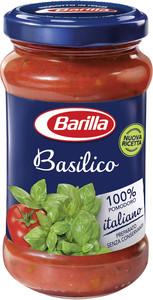 Barilla Pasta Sauce Basilico klein 200 g