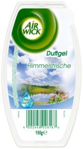 Airwick Duftgel Himmelsfrische 2in1 150 g