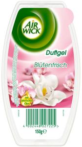 Airwick Duftgel Blütenfrisch 2 in1 150 g