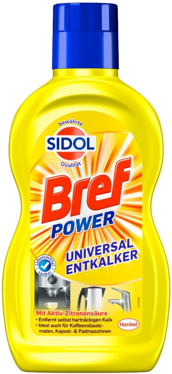 Sidol Bref Power Universal-Entkalker 500 ml