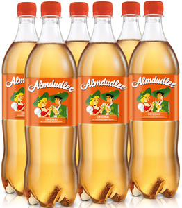 Almdudler Alpenkräuterlimonade Original PET 6x 1 ltr