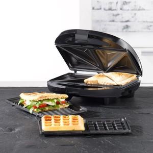 Elta Mehrzweck-Toaster 3 in 1
