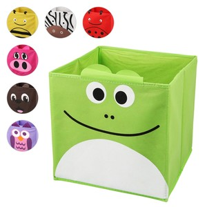 Aufbewahrungsbox für Kinder faltbar