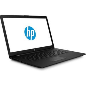 HP 17-ak022ng Notebook schwarz E2-9000E matt HD+ ohne Windows