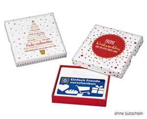 CASA Deco Gutschein-Box, 2 Stück