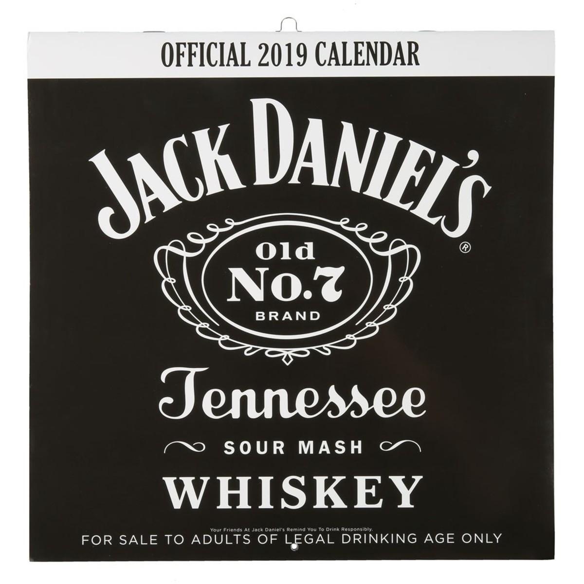 Bild 1 von Jack Daniels Kalender, 2019, 30 x 30 cm