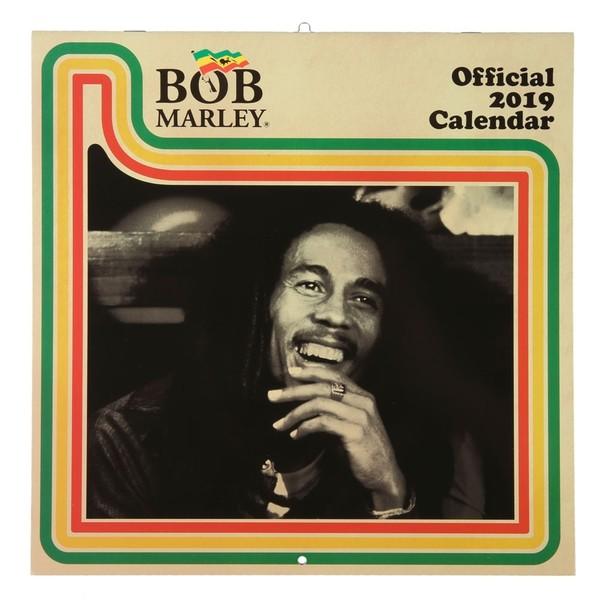 Kalender Bob Marley, 2019, 30 x 30 cm
