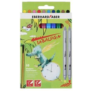 Eberhard Faber Doppelfasermaler, Tabaluga, 10er-Set