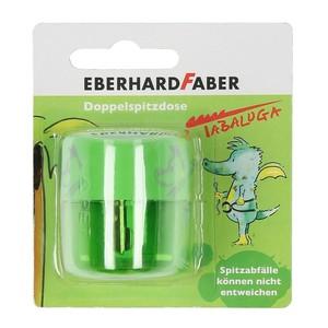 Eberhard Faber Doppelspitzdose, Tabaluga, grün