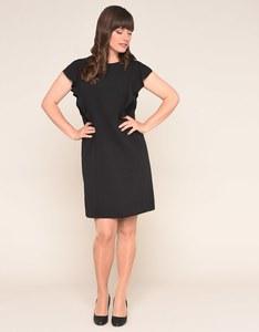 Steilmann - Kleid mit Volantbesatz