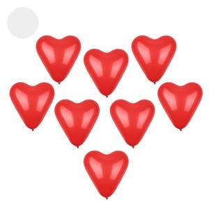 Herzluftballons klein