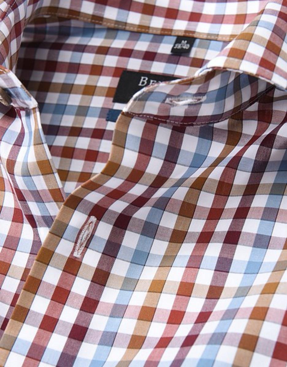 Bild 3 von Bexleys man - Freizeithemd, langarm, kariert