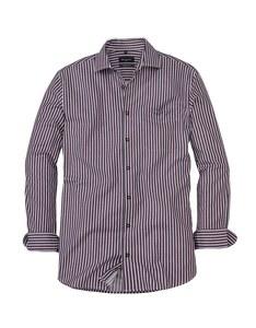 Bexleys man - Freizeithemd, langarm, gestreift