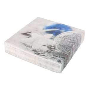 Servietten, Weihnachten, 38 x 38 cm, 20er Pack