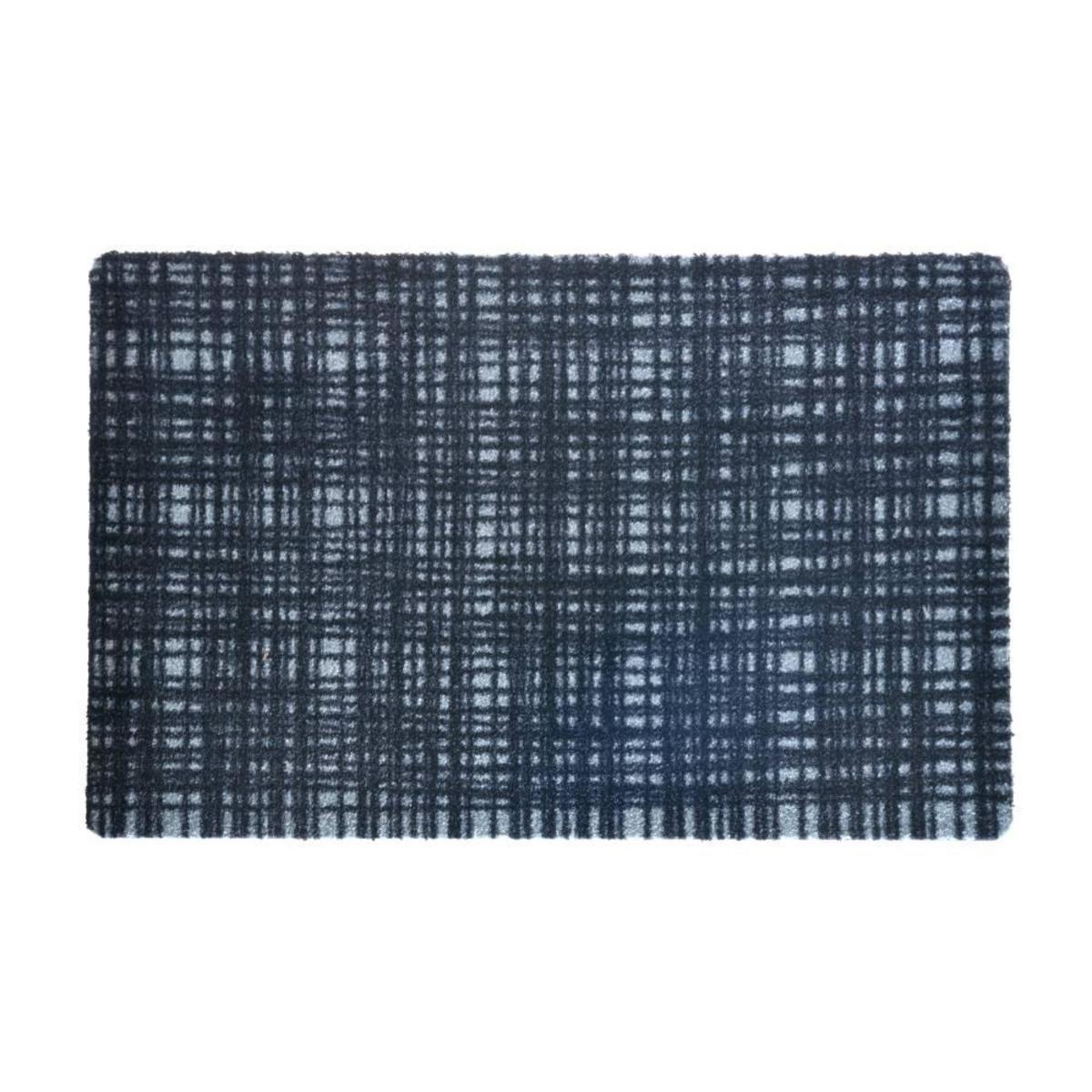 Bild 1 von acerto® BELIZE2 Badteppich – waschbarer Badvorleger 40x70 cm