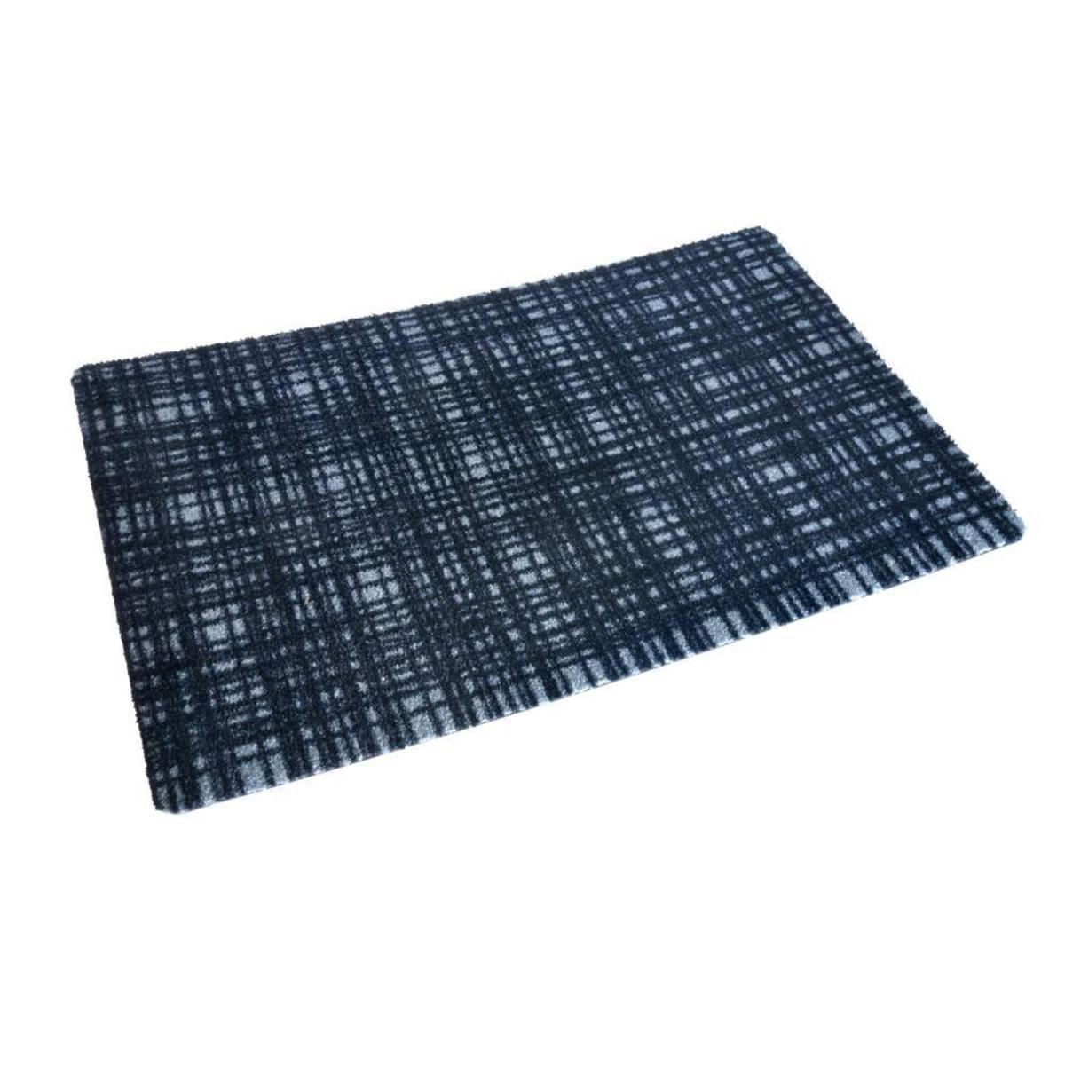 Bild 2 von acerto® BELIZE2 Badteppich – waschbarer Badvorleger 40x70 cm
