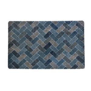 acerto® BELIZE6 Badteppich – waschbarer Badvorleger 40x70 cm