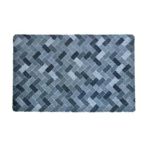 acerto® BELIZE5 Badteppich – waschbarer Badvorleger 40x70 cm