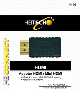 Heitech HDMI-Adapter