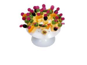 chg Party-Pilz mit 32 Spießen für Buffet