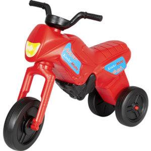 Kinder-Motorrad, rot        Laufrad im Motorraddesign