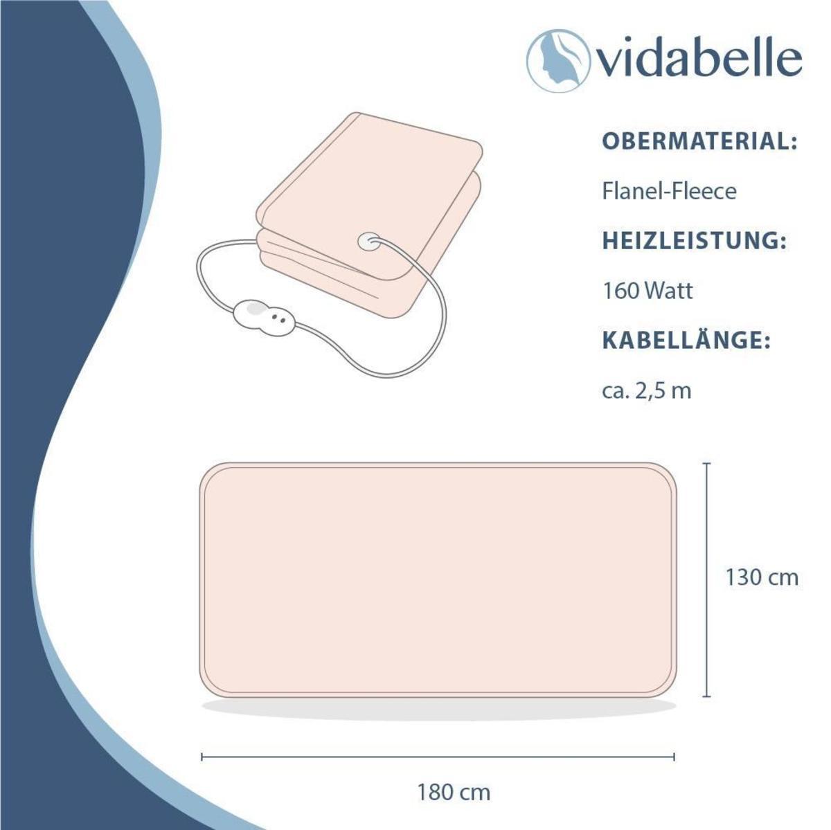 Bild 5 von Vidabelle Kuschelheizdecke Premium, VD-5513