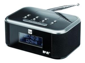 Dual DAB+/UKW- Radiowecker CR 28
