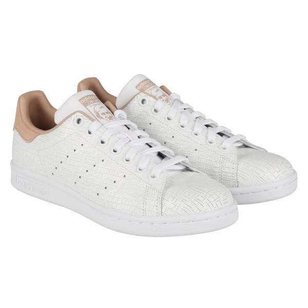 Adidas Originals Stan Smith W (Damen), Sneaker, weißbeige, 36