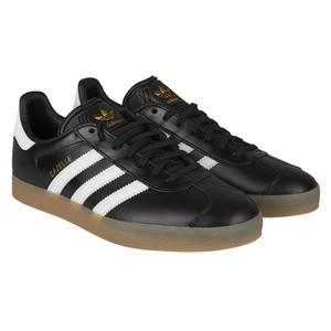 Adidas Originals Gazelle Core Black, Sneaker, schwarzweiß, verschiedene Größen