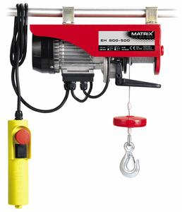 Matrix Elektrischer Seilhebezug EH 900-500-1