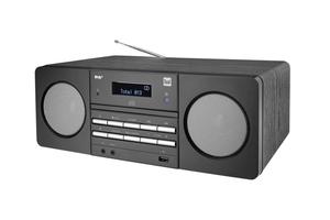Dual DAB+/UKW Mikrosystem DAB410 BT